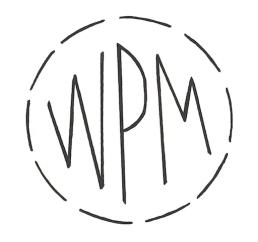WPM site logo
